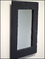 Natural Slate Mirror